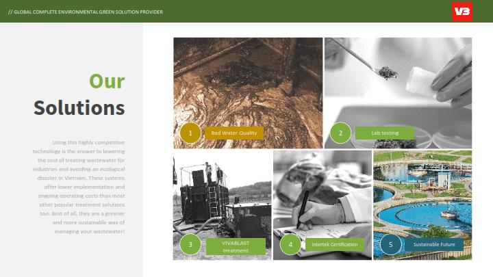 tài liệu xử lý bùn thải công nghiệp VIVABLAST